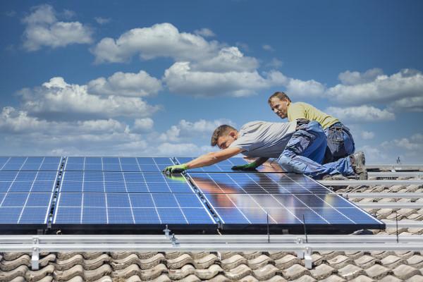 Prix d'un panneau photovoltaïque