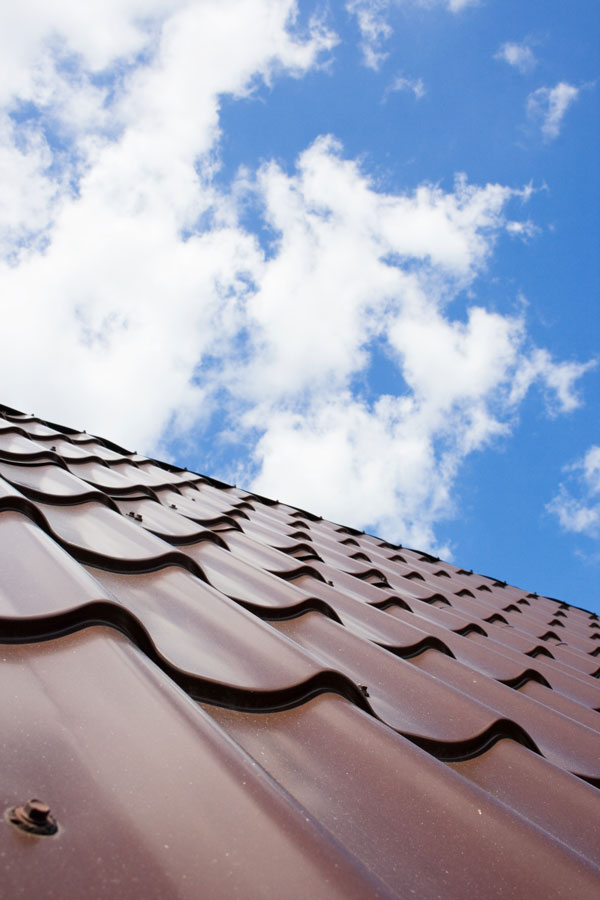 Couverture de toiture